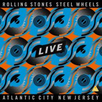 The Rolling Stones - Steel Wheels Live: Atlantic City New Jersey