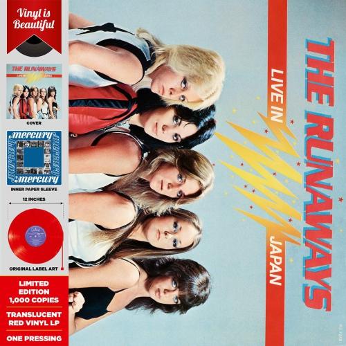 The Runaways -Live In Japan Version