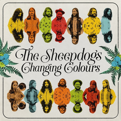 The Sheepdogs -Changing Colours