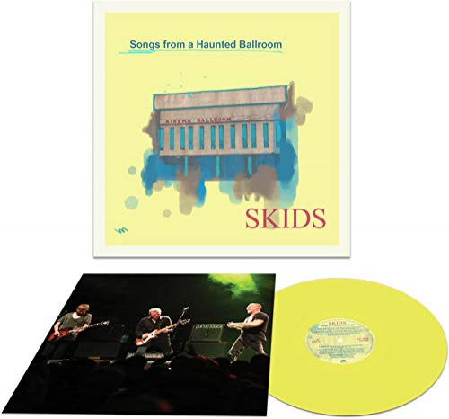 The Skids - Songs From The Haunted