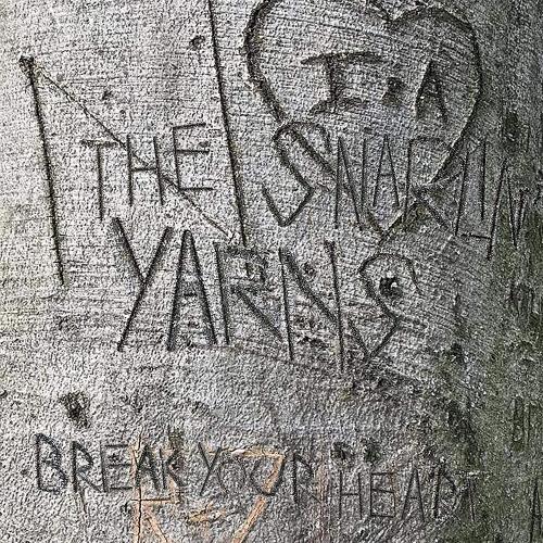 The Snarlin' Yarns - Break Your Heart