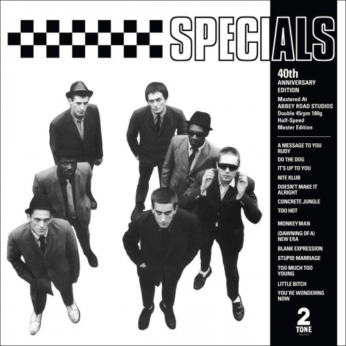 The Specials - Specials 40Th Anniversary Half-Speed Master Edition