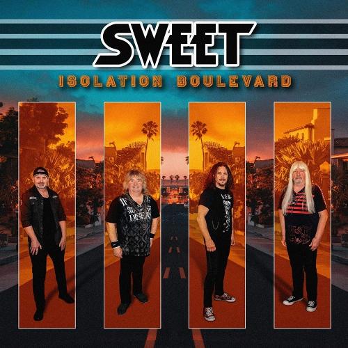 The Sweet -Isolation Boulevard