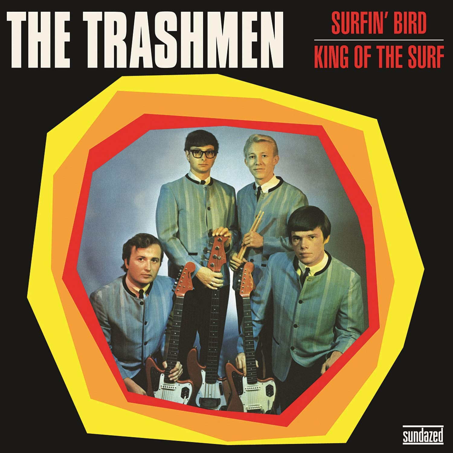 The Trashmen - Surfin' Bird / King Of The Surf Gold