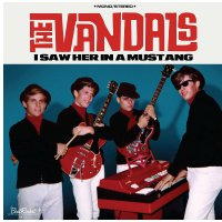 The Vandals - I Saw Her In A Mustang
