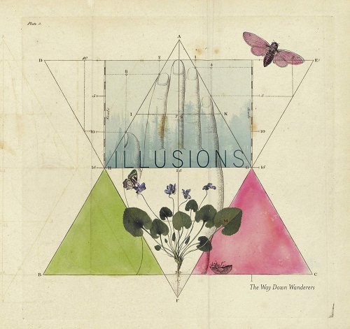 The Way Down Wanderers - Illusions Clear