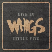 The Whigs -Live In Little Five