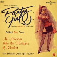 The Whit Boyd Combo -Party Girls Original Motion Picture Soundtrack (Gold vinyl)