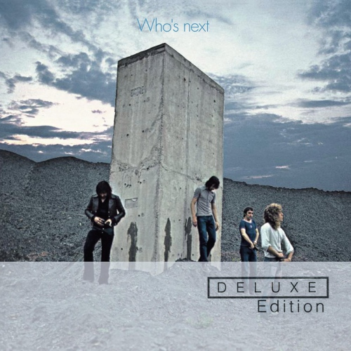 The Who -Who's Next Blue