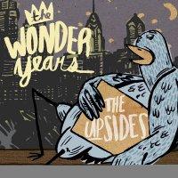 The Wonder Years - The Upsides Purple & Clear Split