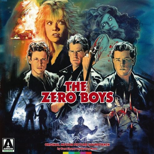 Hans Zimmer - The Zero Boys Ost
