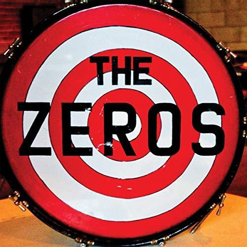 The Zeros -In The Spotlight / Nowhere To Run