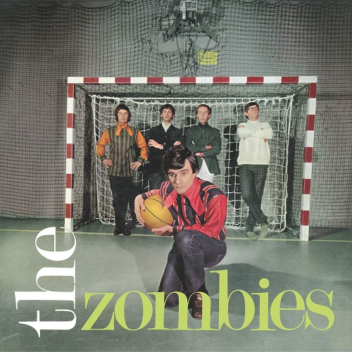 The Zombies -I Love You