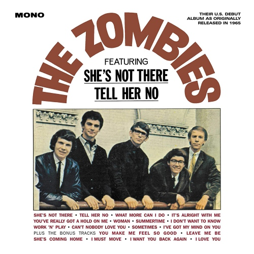 The Zombies -The Zombies