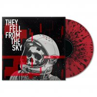 They Fell From The Sky - Decade (Black & Red Splatter)