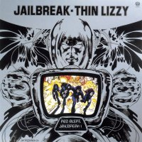 Thin Lizzy - Jailbreak Limited Silver