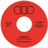 Thompsons -Message