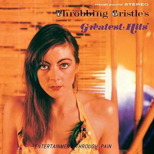 Throbbing Gristle - Throbbing Gristle's Greatest Hits Transparent