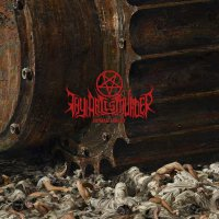 Thy Art Is Murder - Human Target Brown/black Swirl In