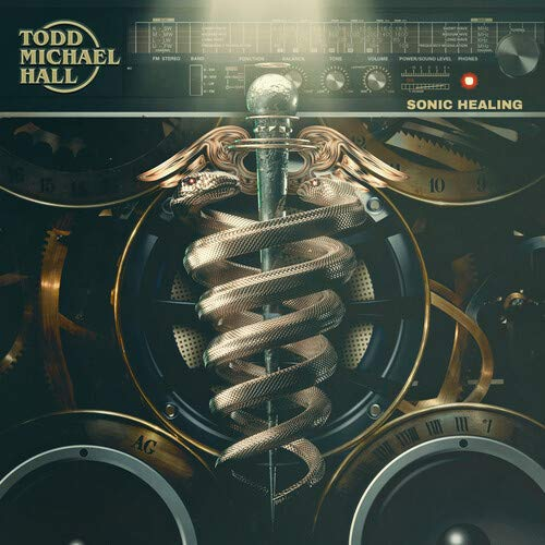 Todd Michael Hall -Sonic Healing