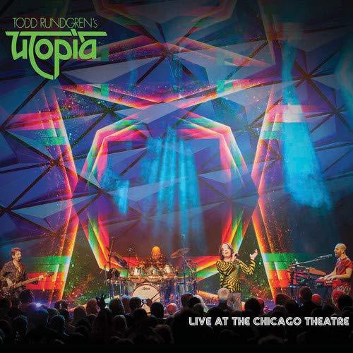 Todd Rundgren - Live At The Chicago Theatre