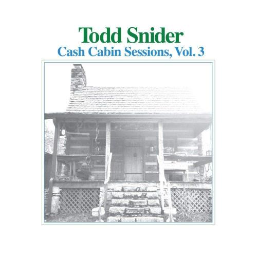Todd Snider - Cash Cabin Sessions, Vol. 3