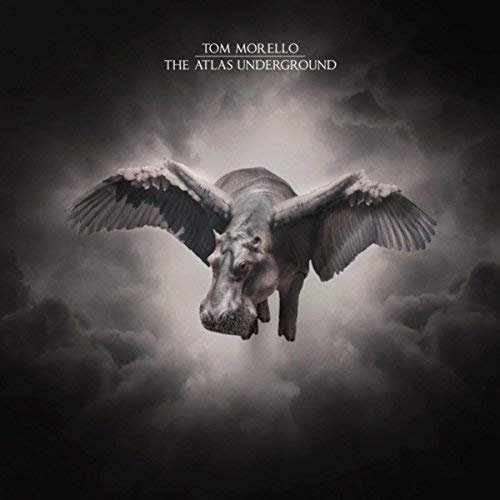 Tom Morello - The Atlas Underground With Book