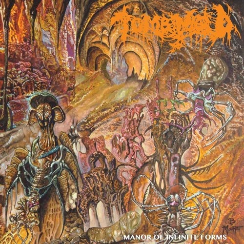 Tomb Mold - Manor Of Infinite Forms