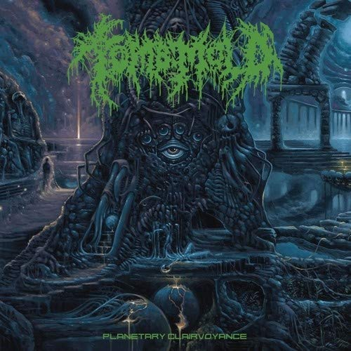 Tomb Mold - Planetary Clairvoyance Blue
