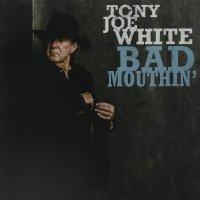 Tony Joe White -Bad Mouthin' (Blue vinyl)