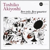 Toshiko Akiyoshi - Her Trio Her Quartet