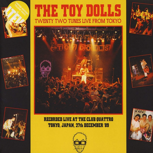Toy Dolls -Twenty-Two Tunes Live From Tokyo