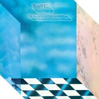 Traffic - The Low Spark Of High Heeled Boys Translucent Blue Audiophile Cover