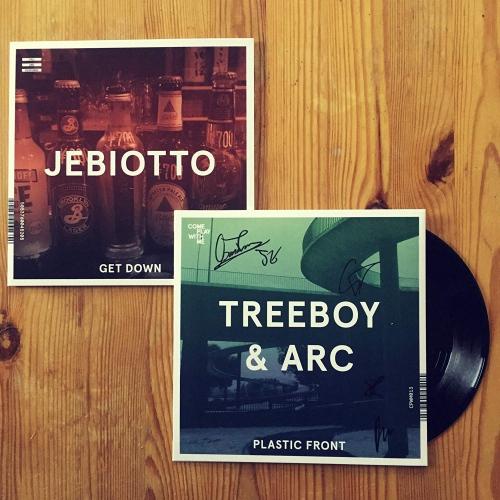 Treeboy & Arc/jebiotto - Plastic Front / Call & Response