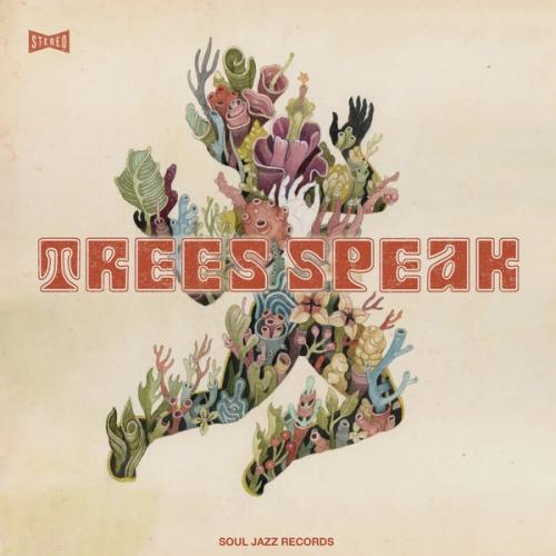 Trees Speak -Shadow Forms