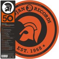 Trojan 50Th Anniversary Picture Disc - Trojan 50Th Anniversary Picture