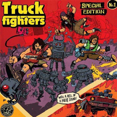 Truckfighters -Gravity X/phi