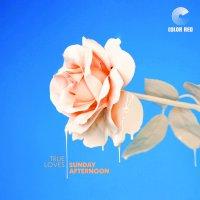 True Loves -Sunday Afternoon (Blue marbled vinyl)