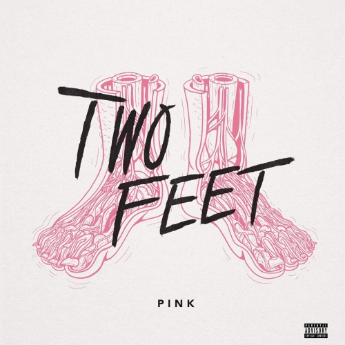 Two Feet -Pink