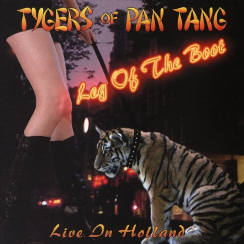 Tygers Of Pang Tang - Leg Of The Boot