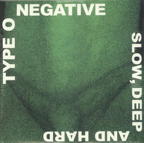 Type O Negative - Slow Deep And Hard 30Th Anniversary Edition