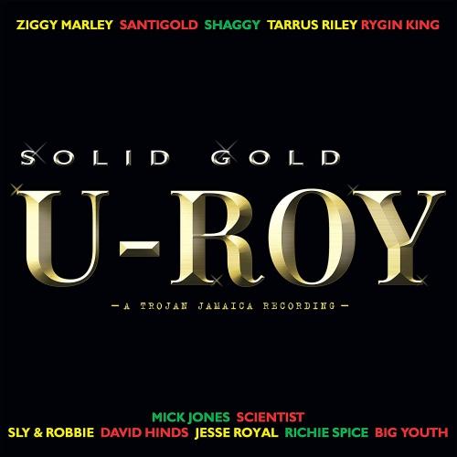 U-Roy - Solid Gold