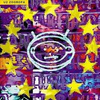 U2 - Zooropa Blue