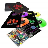 Uk Subs -1977-2017: 40 Years Of Uk Subs Singles Set