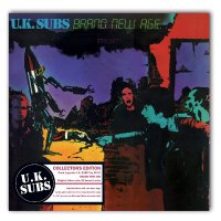 Uk Subs - Brand New Age Double Set