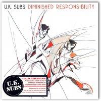 Uk Subs -Diminished Responsibility Double