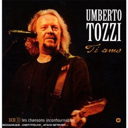 Umberto Tozzi Ti Amo Upcoming Vinyl May 5 2017