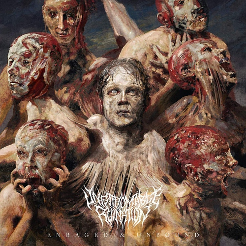 Unfathomable Ruination - Enraged And Unbound Random Colored