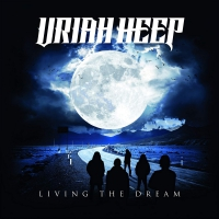 Uriah Heep - Living The Dream Limited