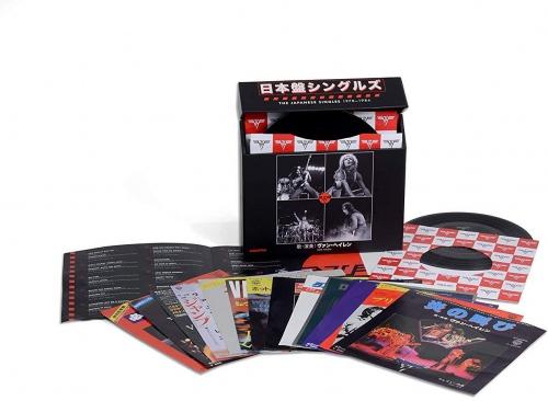 Van Halen - Japanese Singles 1978-1984